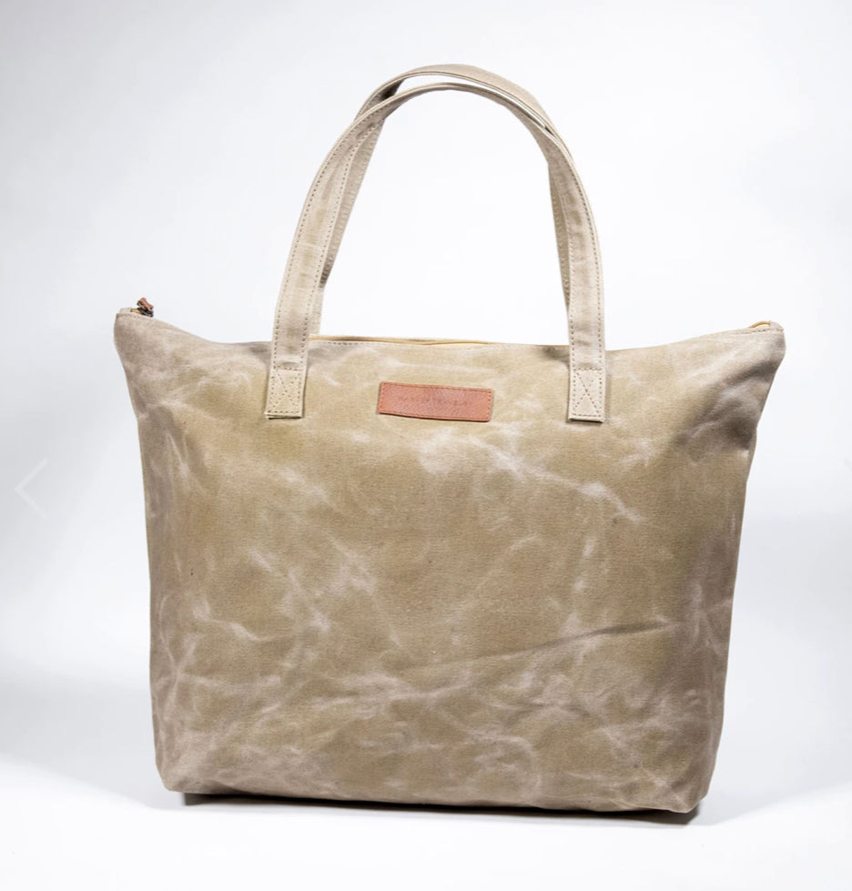 Harvey Traveler Canvas Tote