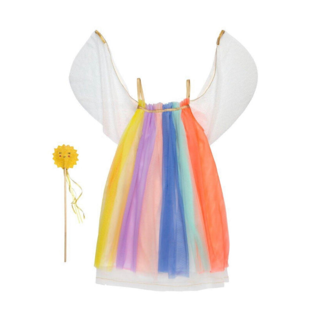 Meri Meri Rainbow Girl Dress