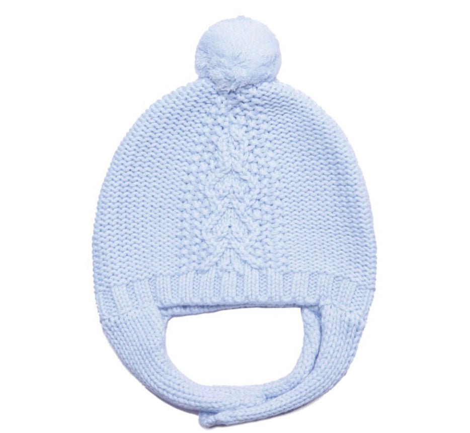 Angel dear cable hat