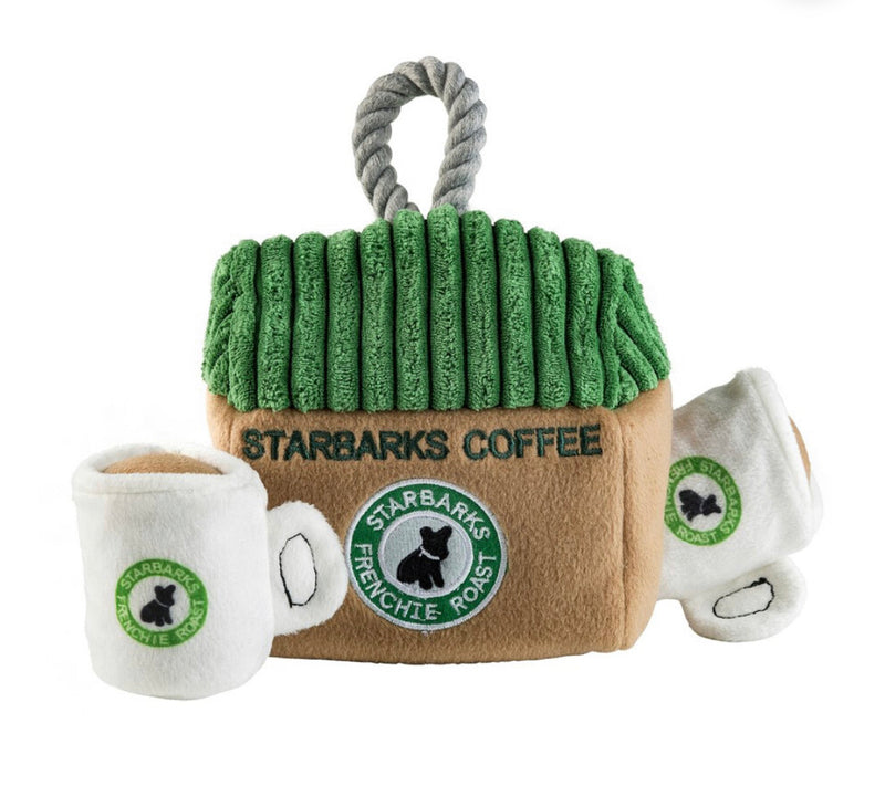 Starbucks Interactive Toy