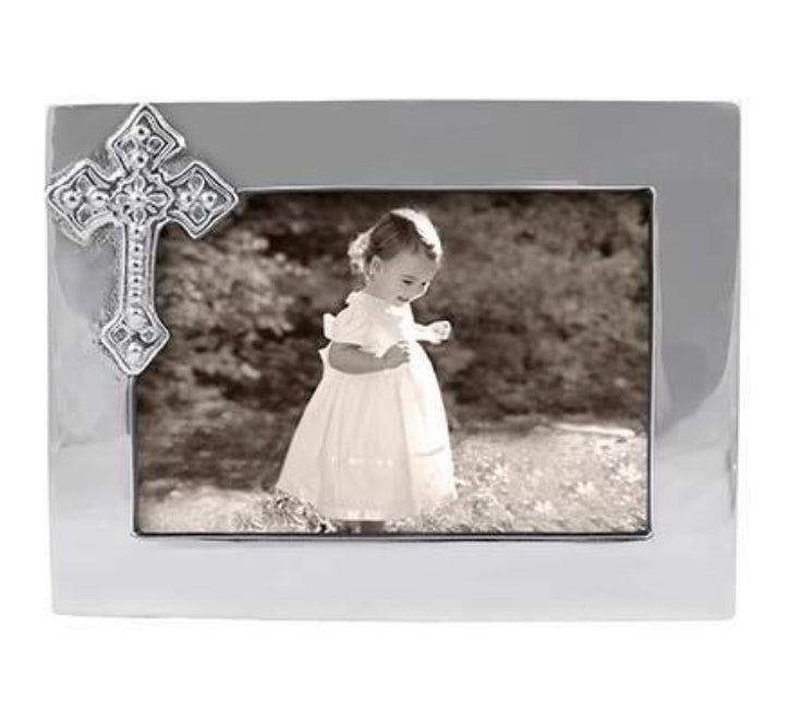 Mariposa Cross Picture Frame