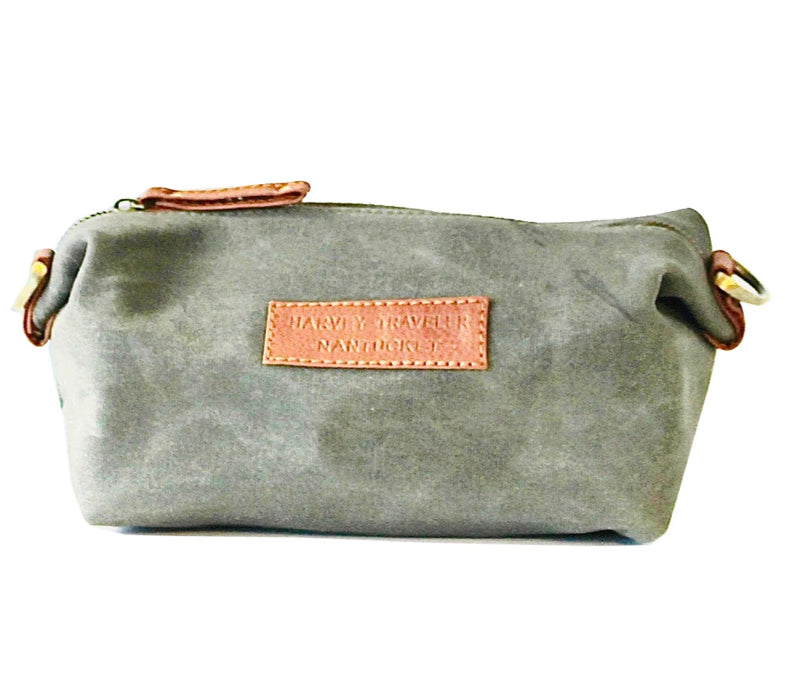 Harvey Traveler Canvas Dopp Kit