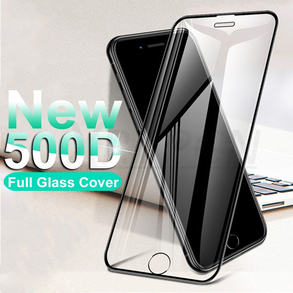 Curved protective Tampered Glass for Iphone