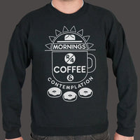 Coffee & Contemplation Sweater (Mens)