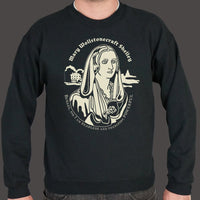 Mary Shelley Quote Sweater (Mens)