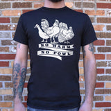 No Harm No Fowl T-Shirt (Mens)