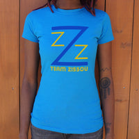 Team Zissou T-Shirt (Ladies)