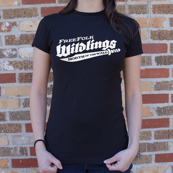 Free Folk Wildlings North Of The Wall T-Shirt (Ladies)