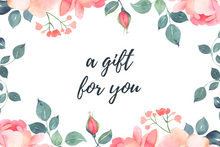 Load image into Gallery viewer, OVR eGift Card (Floral Theme)
