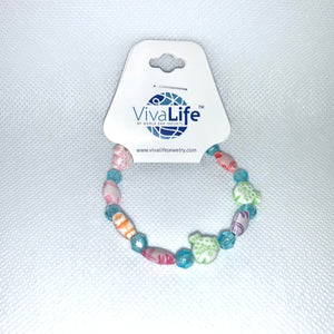 Sealife Crystals Bracelet