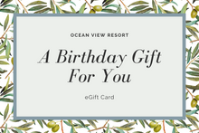 Load image into Gallery viewer, OVR eGift Card (Birthday Theme)