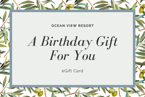 OVR eGift Card (Birthday Theme)