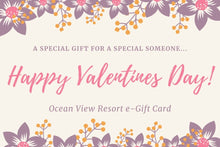 Load image into Gallery viewer, OVR eGift Card (Valentines Theme)