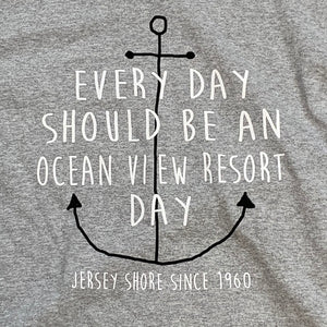 Every day OVR T-shirt (Grey)
