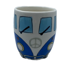 Load image into Gallery viewer, Peace Camper Mug Van