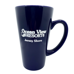 12 oz Ceramic OVR Mug