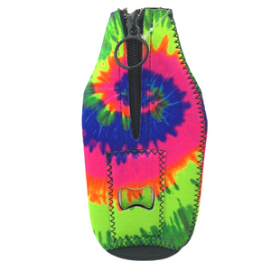 Koozie with Bottle Opener (Tie Dye)