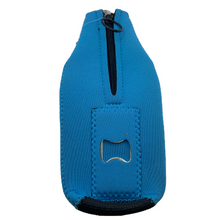 Load image into Gallery viewer, Koozie with Bottle Opener (Light Blue)