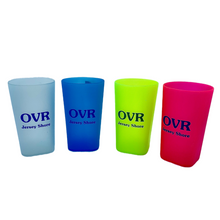 Load image into Gallery viewer, OVR Plastic Shot Glass