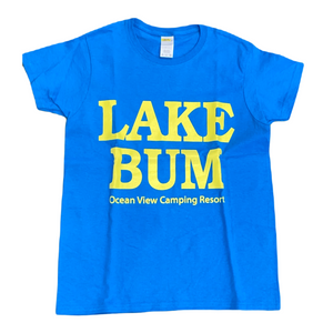 Lake Bum (Blue)