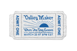 """When The Day Leaves"" Livestream ticket"