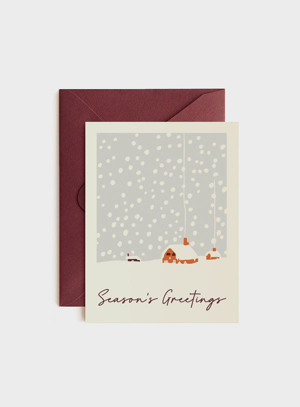 Hygge Home, Holiday Card