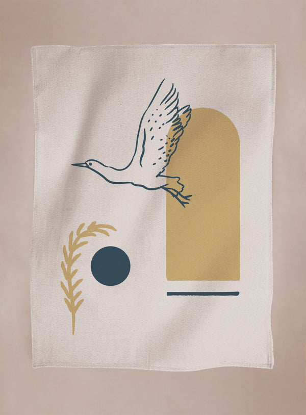 Tea Towel - Volant