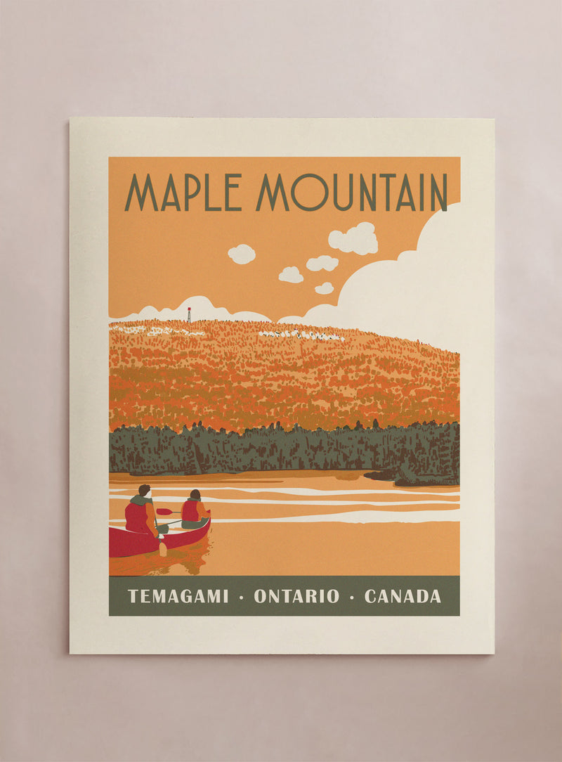 Travel Maple Mountain