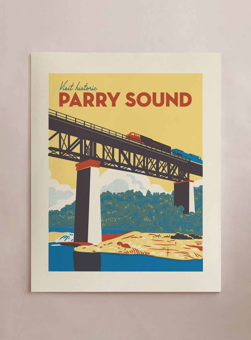 Travel Parry Sound