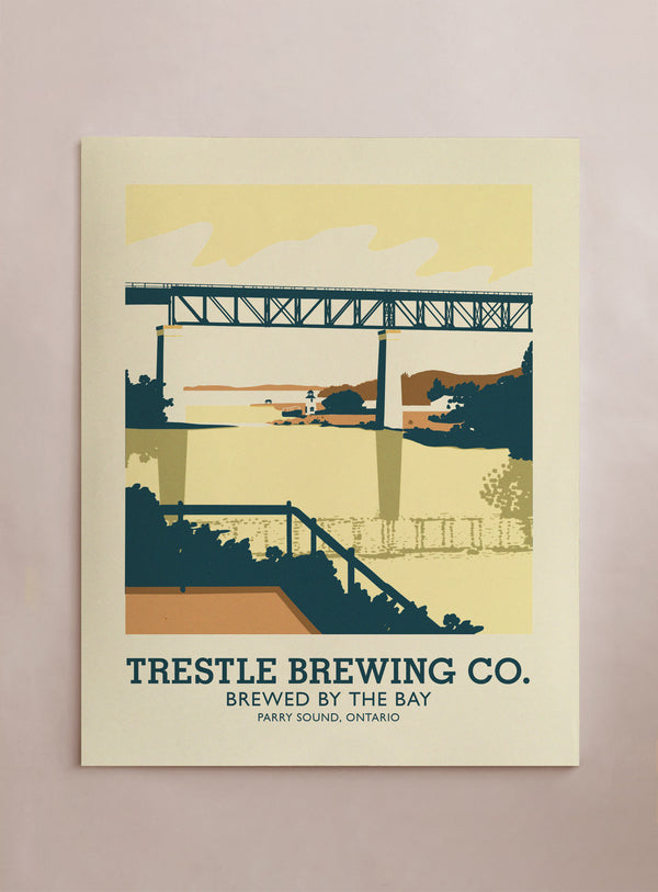 Travel Trestle Brewing Co.