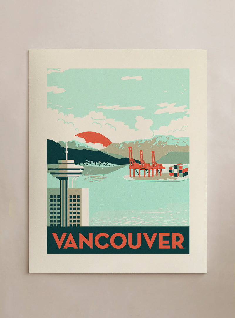 Travel Vancouver