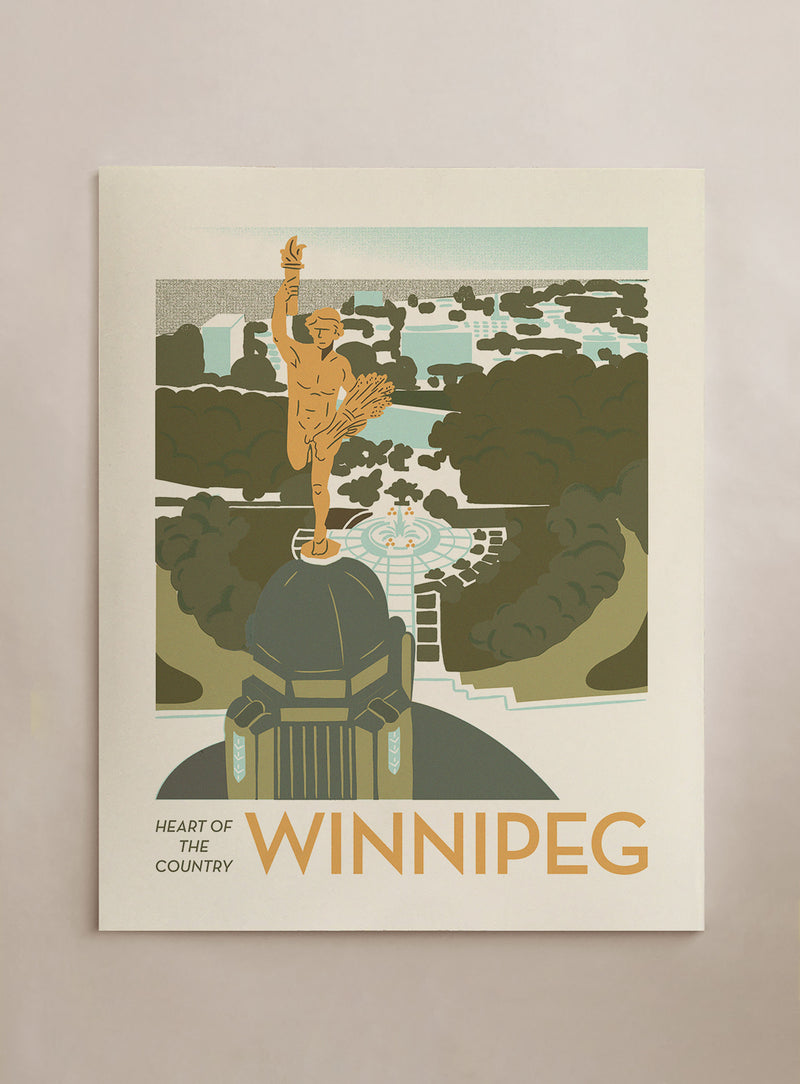 Travel Winnipeg