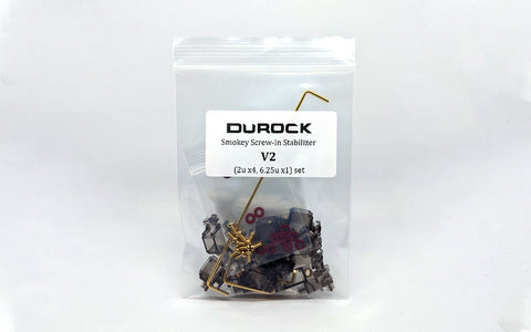 Durock V2 Stabilizers [In Stock]