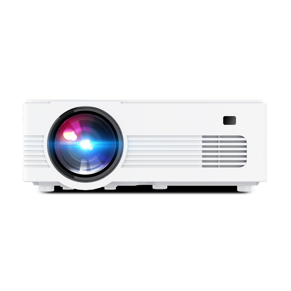 BYINTEK C520 Mini HD Projector(Optional Android 10 TV Box),150inch Home Theatre,Portable LED Projector for Phone, 1080P, 3D, 4K
