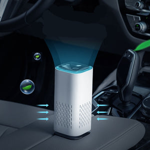 Air Purifier/Cleaner, Negative Ion, USB, Mini, Home/Vehicle use, Air Cleaner, Remove Formaldehyde