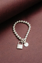 Load image into Gallery viewer, Charmed, I'm Sure Bracelet in Silver