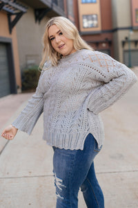 A Bit Of Knit Sweater