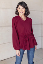 Load image into Gallery viewer, Annalise Berry Blouse
