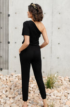 Load image into Gallery viewer, Arm And A Leg Jumpsuit In Black