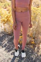 Load image into Gallery viewer, Lucy Lounging Leggings in Mauve