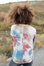 Load image into Gallery viewer, New Haven Tie Dye Top