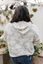 Load image into Gallery viewer, Pastel Meets Camo Hoodie
