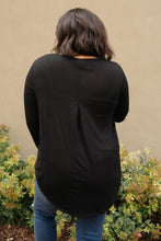 Load image into Gallery viewer, The Wendi Top in Ebony