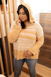 Too Soft To Handle Hooded Sweater