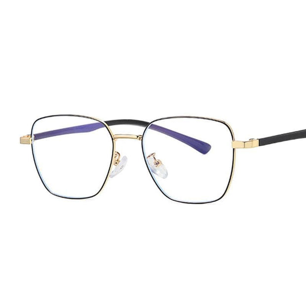 Blue Light | Reducing Glasses Black Gold