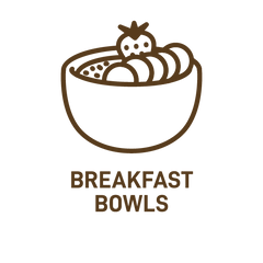 Recipes for Breakfast Bowls