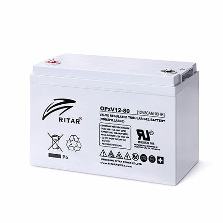 OPZV Series - Tubular Gel VRLA Batteries