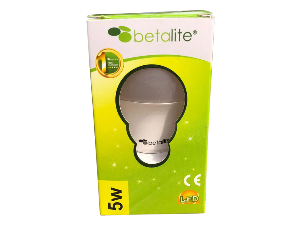 5 watt Betalite LED Bulb