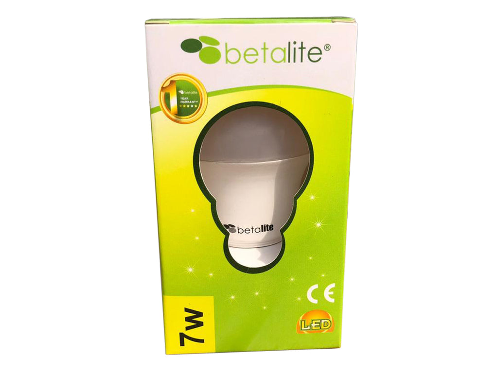 7 watt Betalite LED Bulb