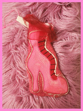 Load image into Gallery viewer, Hot Pink Shoe Stocking!